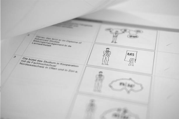 Erklärvideo | Storyboard entwickeln