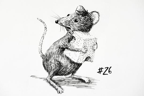 inktober-day26squeak