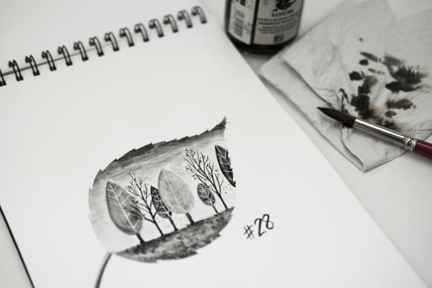 inktober-tools-fall