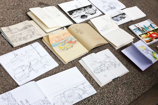 Workshop «Cars in the City»