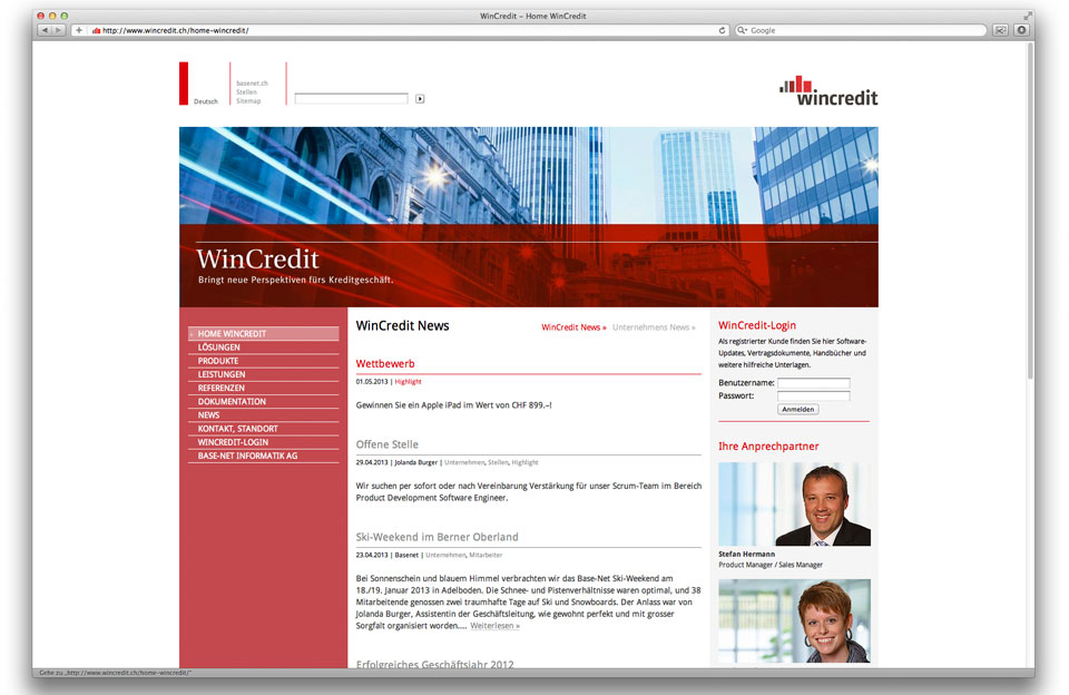 Base-Net Informatik AG