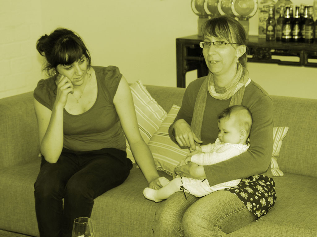 @home | Ramona, Heidi, Nerea