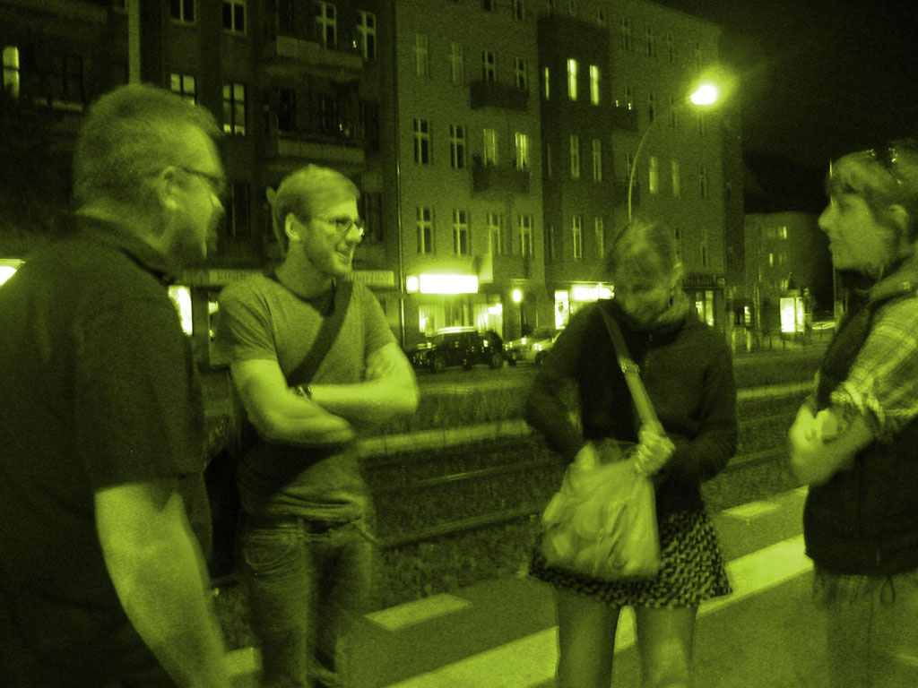 @street | René, Kevin, Heidi, Ramona