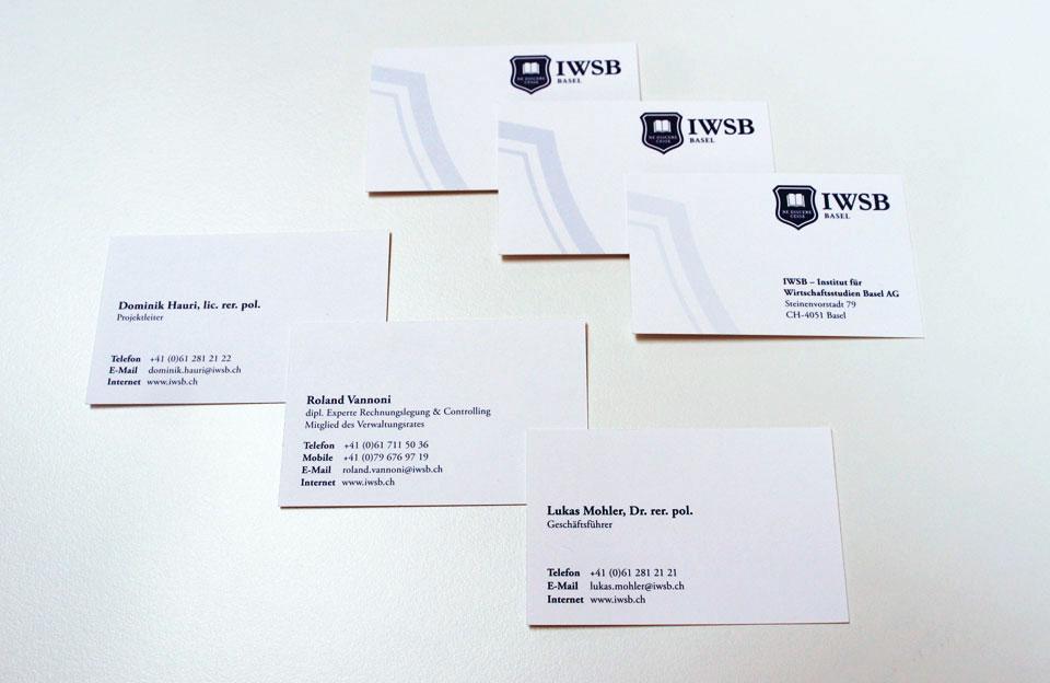 IWSB - Institut für Wirtschaftsstudien Basel AG