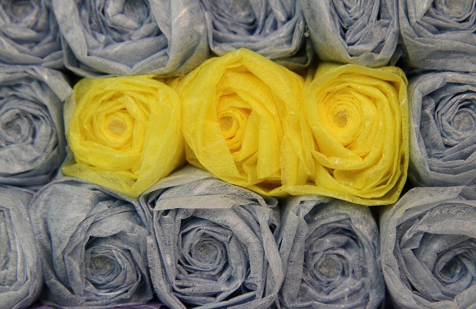 Origami Museum | Papier-Rosen ohne Ablaufdatum