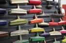 Origami Werkstatt | Bürste, Bürste an der Wand, welche Farbe ist die Schönste im Land