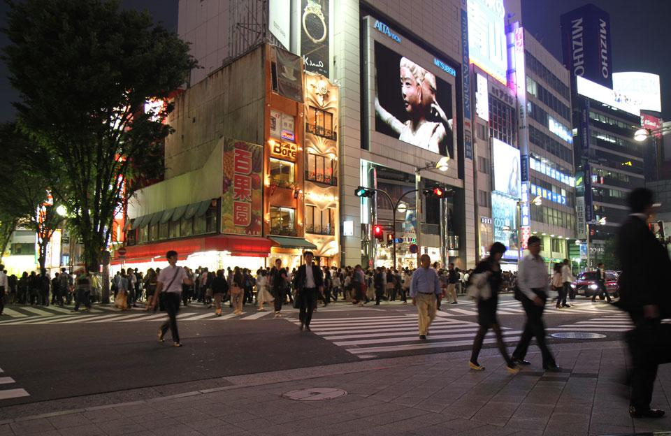 Iidabashi | Die Nacht wird zum Tag