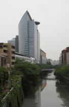 Meguro | Überquerung des Kanals