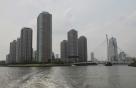Bootsfahrt   Chuo-Ohashi-Brücke