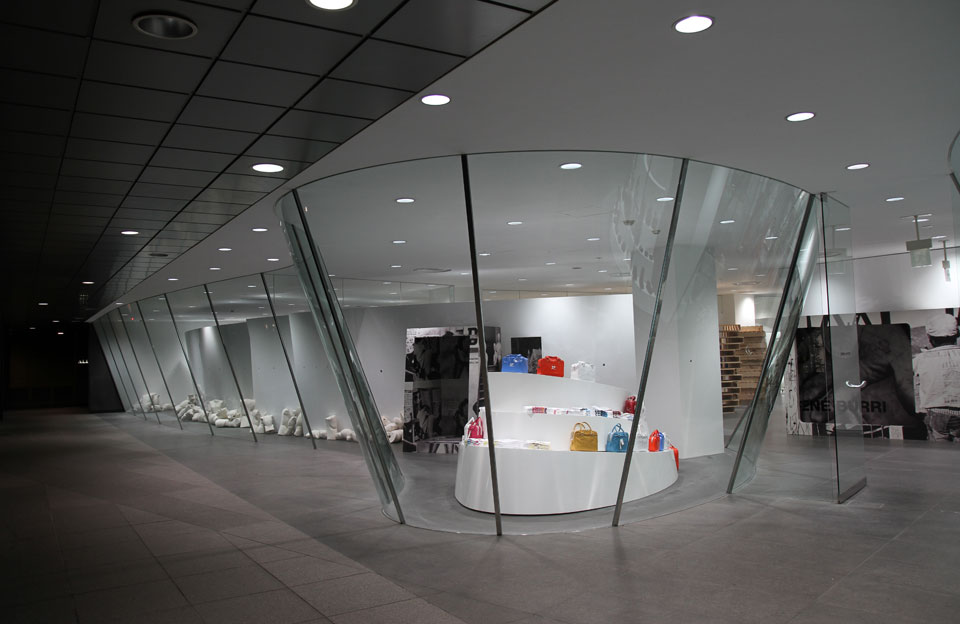 Ayoyama | Architektur, Commes des Garcons