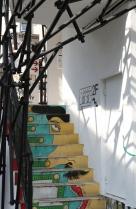 Design Festa | Kein Platz zu schmal, um künstlerisch genutzt zu werden