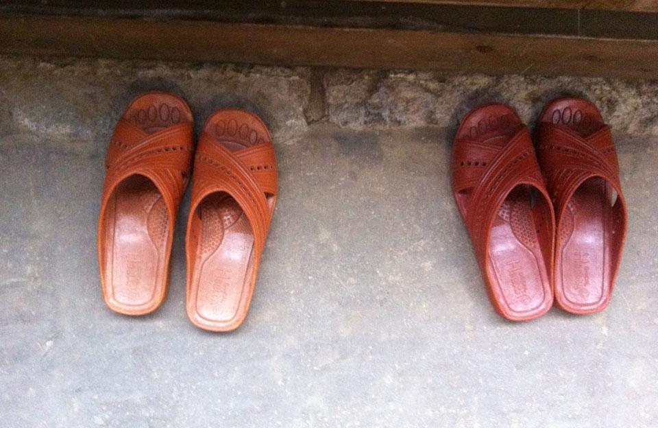 Ito | Schuhparade (Teil 02) im Ortsmuseum
